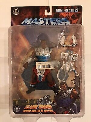 $49.99 • Buy MOTU, Clamp Champ Neca Statue, 200x, Masters Of The Universe, Sealed He-Man