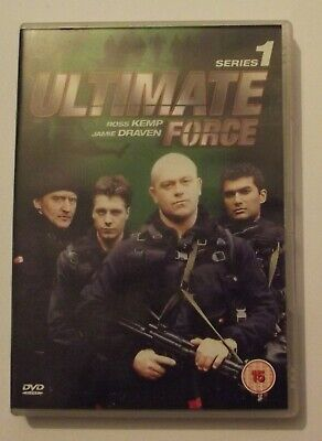 £5.75 • Buy Ultimate Force - Series 1 - Episodes 1 To 6 (DVD, 2003, 2-Disc Set)