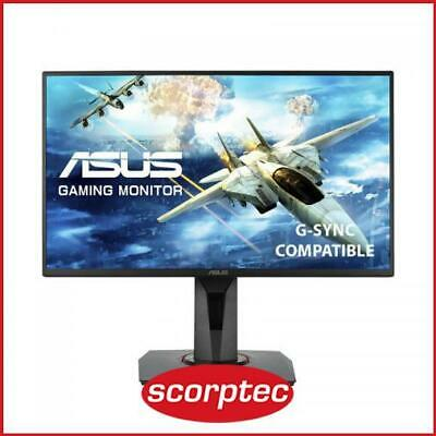 AU286.11 • Buy ASUS VG258QR 24.5in FreeSync & G-Sync Compatible 165Hz Gaming Monitor
