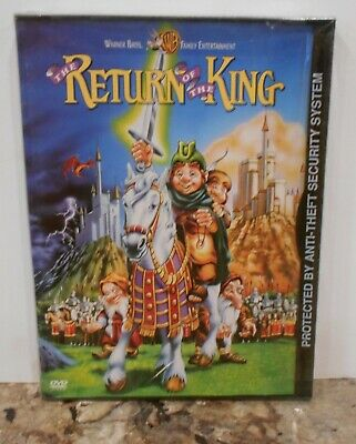 $49.95 • Buy The Return Of The King (DVD 2001) RARE RANKIN & BASS BRAND NEW ORIGINAL SNAPCASE