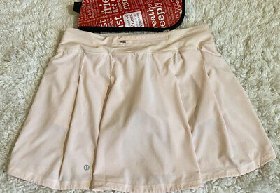 $ CDN67.01 • Buy Lululemon Run  Skirt Skort Shorts Women's Size 10 New Without Tags