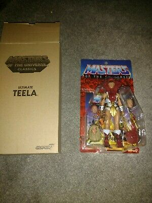 $245 • Buy Super7 MOTU Masters Of The Universe Classics Ultimate Teela Action Figure