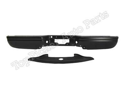 $188.63 • Buy Rear Bumper Black Face Bar Lower Pad For F150 F250 1997-2003