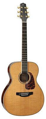AU2885.22 • Buy TAKAMINE PRO THERMAL TOP CP7MOTT 6 String Orchestra Acoustic/Electric Guitar In