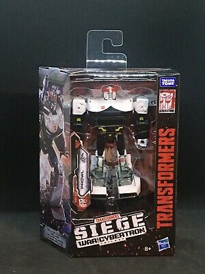 Transformers Hasbro War For Cybertron Siege Deluxe Prowl MISB • 35£