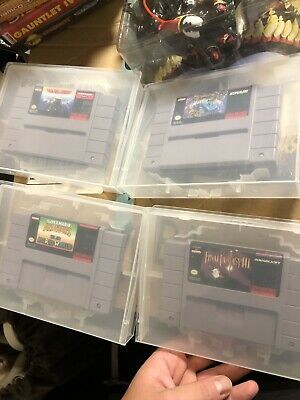 $ CDN220 • Buy Snes Game Lot