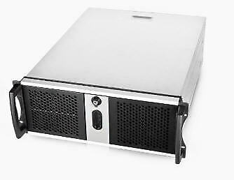 AU415.05 • Buy NEW CSPC-423B.CHENBRO RM42300 BLACK 4U RACKMOUNT CASE, NO PSU, 2X USB 2.0, E.e.