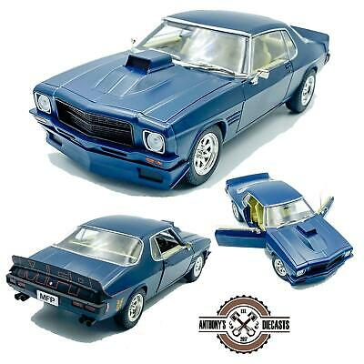 AU79 • Buy 1:24 MFP Mad Max HQ -- 1972 Holden Monaro HQ Pursuit Nightrider