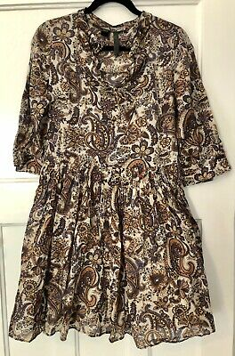 AU50 • Buy Mango Collection Paisley Summer Dress