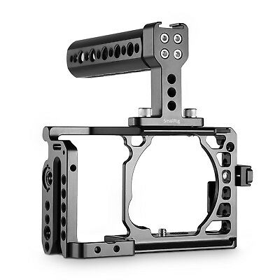 $ CDN84.17 • Buy SmallRig Sony A6500/A6300 Cage DSLR Cage Kit Kit For Sony A6500 ILCE-6500