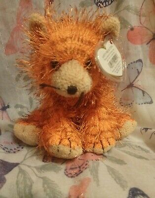 Ty Punkies  Tropics  The Cuddly Orange Cat With His Spiked Fur W/Tags.        46 • 8.15£