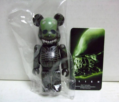 $68 • Buy Be@rbrick Series 31 Horror Alien Covenant Bearbrick With Card Shipped From Japan