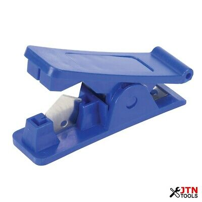 Silverline 760004 Plastic & Rubber Tube Cutter - Capacity 3mm - 12.7mm • 3.99£