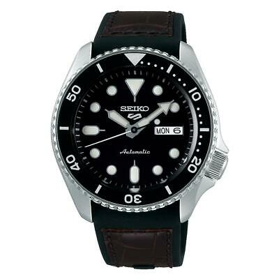 $ CDN318.75 • Buy Seiko 5 Sports Automatic Black Dial Men's Watch SRPD55K2