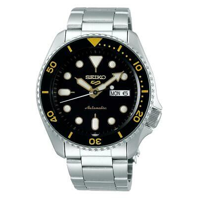 $ CDN318.75 • Buy Seiko 5 Sports Automatic Black Dial Men's Watch SRPD57K1