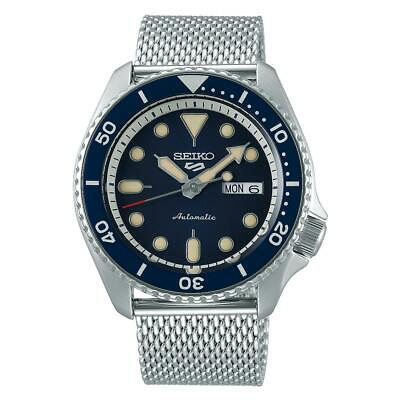 $ CDN382.50 • Buy Seiko 5 Sports Automatic Blue Dial Men's Watch SRPD71K1