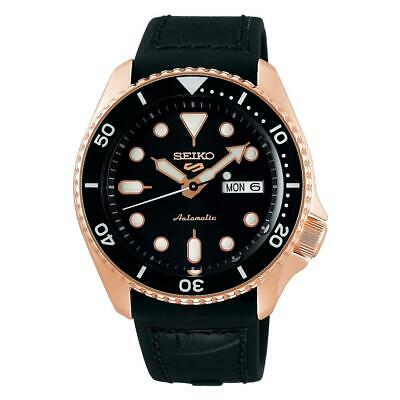 $ CDN382.50 • Buy Seiko 5 Sports Automatic Black Dial Men's Watch SRPD76K1