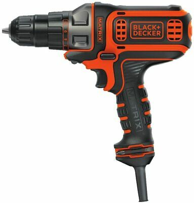 View Details BLACK+DECKER Electric Drill, 3/8-Inch, 4-Amp (BDEDMT) • 33.99$