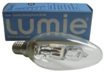 CLAMP-42 Bodyclock Halogen Bulb 42W Fully Dimmable • 6.48£