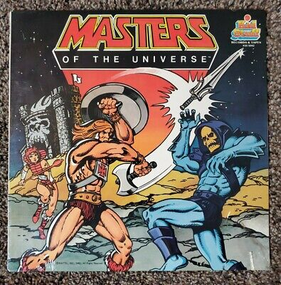 $22.95 • Buy MASTERS Of The UNIVERSE HE-MAN LP Vinyl Record SEALED 1983 Kid Stuff
