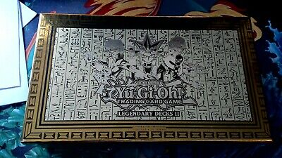 Yugioh Legendary Deck 2 Box Mint (empty) No Cards • 10£