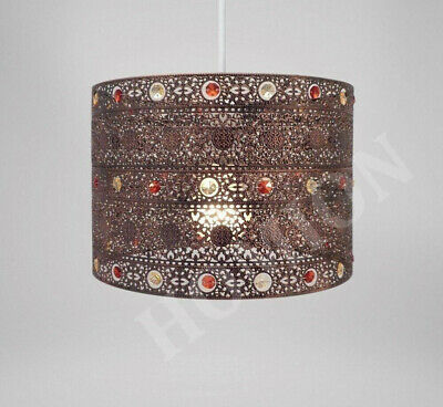 £14.89 • Buy Modern Chandelier Acrylic Crystal Light Shades Droplet Ceiling Pendant Lampshade
