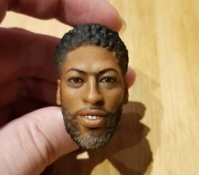 $114.99 • Buy Custom 1/6 Hot Anthony Davis Head Los Angeles Lakers Fit Enterbay Figures Toys