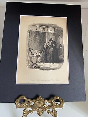 George Cruikshank Illustration Guy Fawkes 1872 • 9.99£