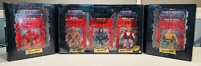 $299.99 • Buy Masters Of The Universe Mattel 5 Piece Collectors Set! Never Opened! RARE!