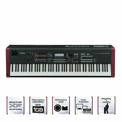 AU1600 • Buy YAMAHA MOXF8 88 NOTE SYNTH WORKSTATION (Perfect Condition)