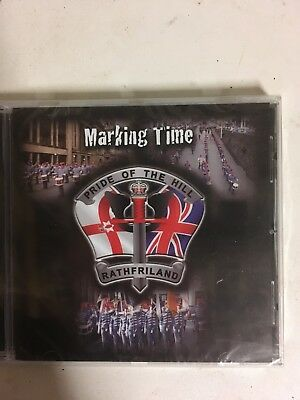 Pride Of The Hill Flute Band Cd Loyalist/Ulster/Orange/British CD • 5.99£