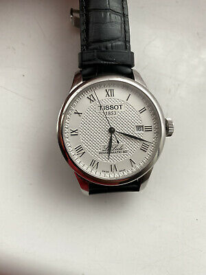 Mens Tissot Le Locle Powermatic 80 Swiss Automatic Watch, Box & Papers • 360£