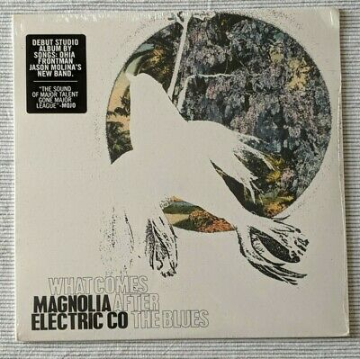 Magnolia Electric Co – What Comes After The Blues LP : New & Sealed • 12£