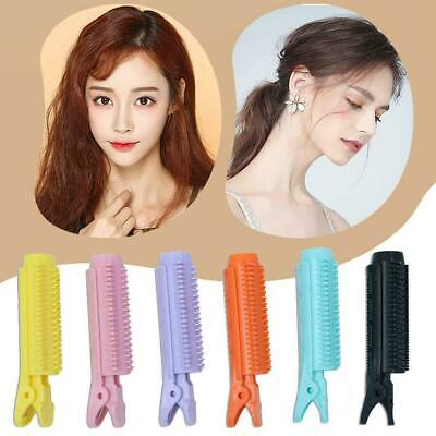 6PCS Volumizing Hair Root Clips Curler Roller Wave Fluffy Clips Styling Tools • 5.99£