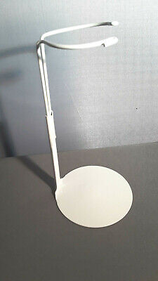 Doll  Stand White Coated Metal For Dolls And Teddy Bears 24-32 Inches No. 4001 • 15.31£