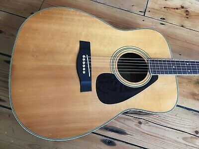Yamaha FG 340 Acoustic Guitar 1970s Roadworn FG340 3 Piece Back (No 2 Selling) • 349.99£