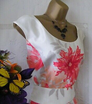 ****jessica Howard Pre-owned  Floral   Dress Size 16-18**** • 34.99£