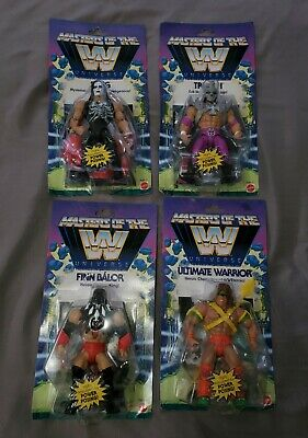 $149.99 • Buy Masters Of The W Universe Lot Of 4 Triple H, Finn Balor, Sting, Ultimate Warrior
