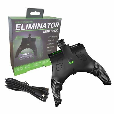 AU75.99 • Buy Collective Minds Strike Pack Eliminator Mod Pack For Xbox One Controller