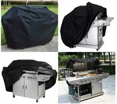 AU16.09 • Buy BBQ Cover 2/4 Burner Waterproof Outdoor Gas Charcoal Barbecue Grill Protector
