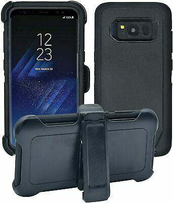 $ CDN13.72 • Buy For Samsung Galaxy S8 S8+ NEW Outer Defender Case Shockproof & Clip Fit Otterbox