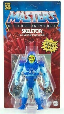 $26.21 • Buy New Masters Of The Universe Origins Skeletor 5.5 Action Figure Retro 2020 Mattel