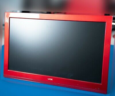 £70 • Buy Red Logik Television With Wall Mount And Remote Control. Only Used Occasionally.