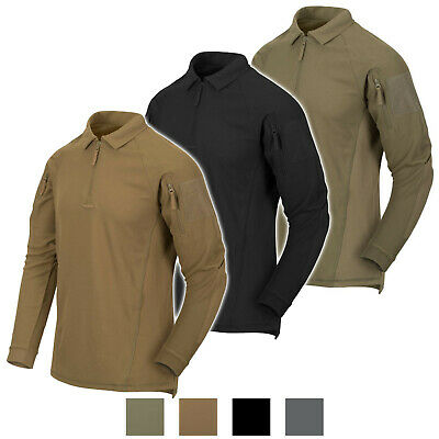 £34.45 • Buy HELIKON TEX Shirt POLO Uniform Tactical Army Combat Special Forces Jacket