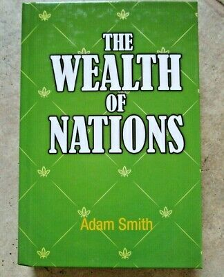 AU10.20 • Buy The Wealth Of Nations By Adam Smith (2011, Hardcover)