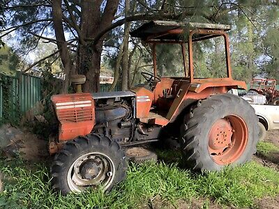 AU3000 • Buy Same Leopard 85hp Tractor Engine Is Running