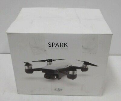 AU845.49 • Buy DJI Spark Fly More Combo (Alpine White)