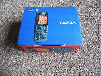 Nokia 100 - Classic  Mobile Phone Excellent Condition Sim Free Pink • 17.99£
