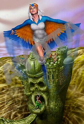 $12 • Buy Masters Of The Universe The Sorceress Rare Poster