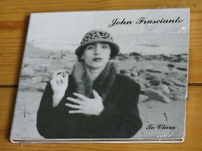 NEW/SEALED John FRUSCIANTE CD: Niandra LaDes T-Shirt (Red Hot Chilli Peppers) • 5£